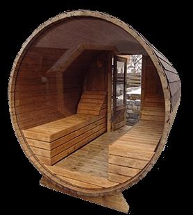 Our Saunas