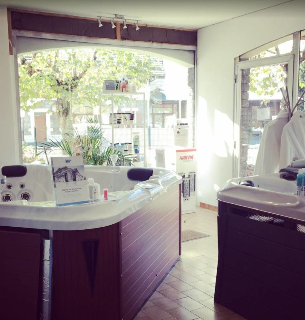 About Simply Spas